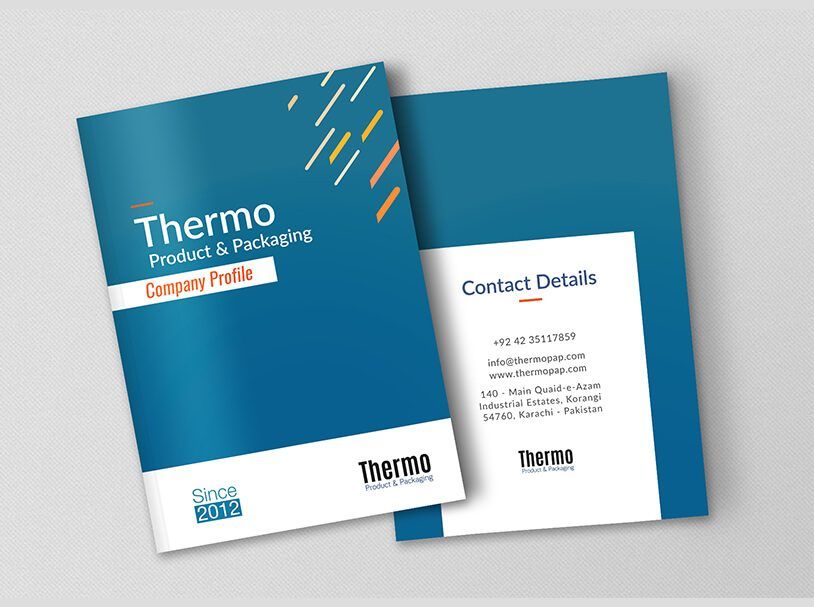 Company profile – Thermo Product & Packaging