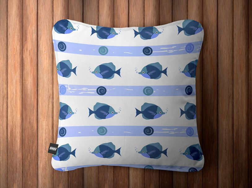 Customized design for pillows
